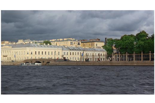 Парадный Петербург (экскурсия по Неве)